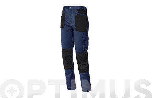Pantalon stretch azul t. xxl