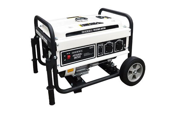 Generador interlagos om2500 6,5 hp 2200 w