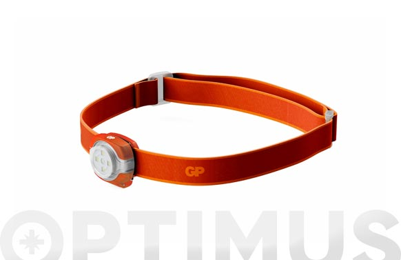 Linterna de cabeza kids naranja 30 lm