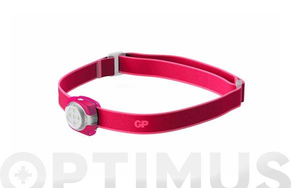 Linterna de cabeza kids rosa 30 lm