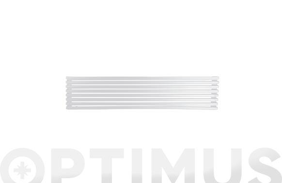 Rejilla frigorifico-horno 8 elementos blanco