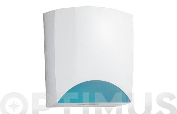 Dispensador papel toalla cube abs