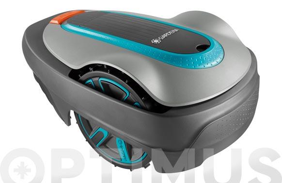 Robot cortacesped bateria smart sileno city hasta 500 m2