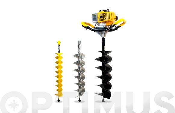 Ahoyadora gasolina drill 932-sg 52 cc 1.4 kw. 1.9 cv