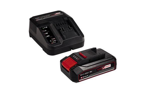 Cargador + bateria power-x 18v 2.5ah