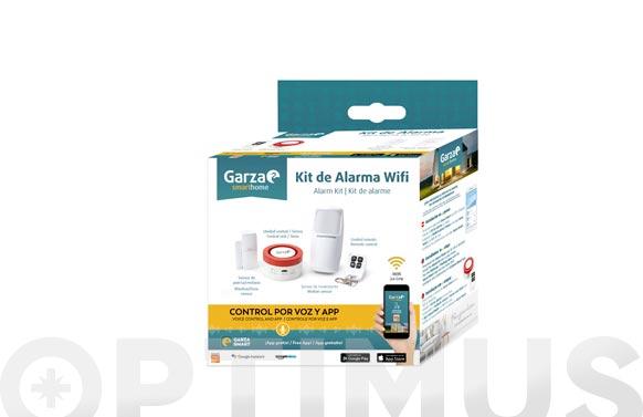 Equipo de seguridad smart wifi