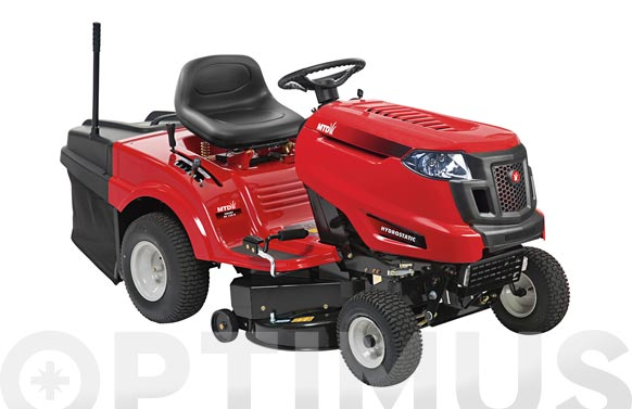 Tractor cortacesped motor mtd ohv 382 cc hasta 3500 m2 corte 96 cm