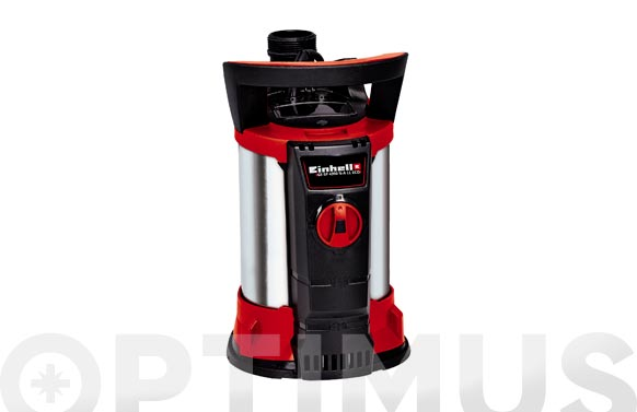 Bomba sumergible agua limpia  ge-sp 4390 a-ll eco 430 w 9000 l/h