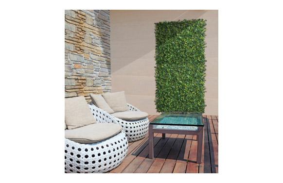 Jardin vertical artificial forest 1 x 1 m