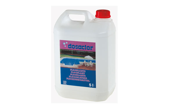 Floculante liquido dosaclor 5 l