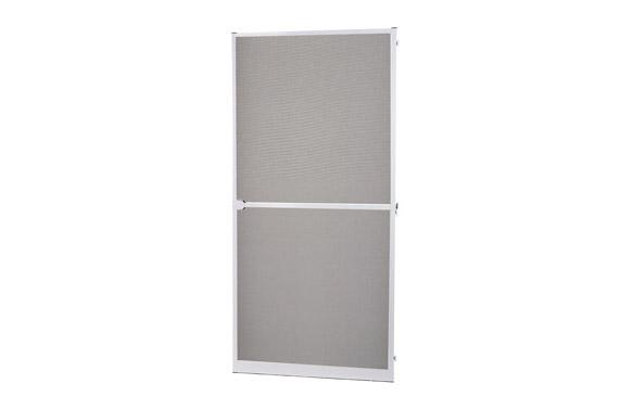 Mosquitera abatible para puerta blanca 100 x 220