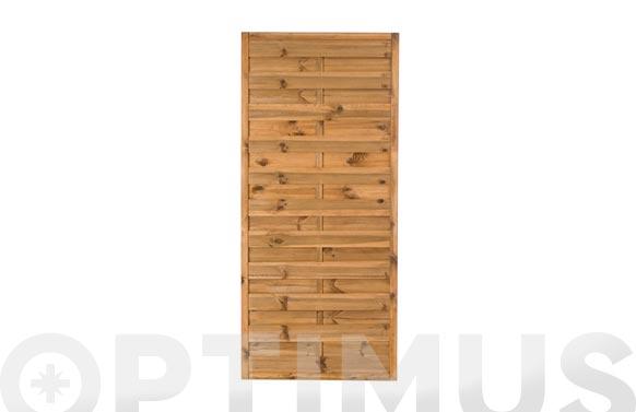 Panel savanne marron 200 x 90 cm