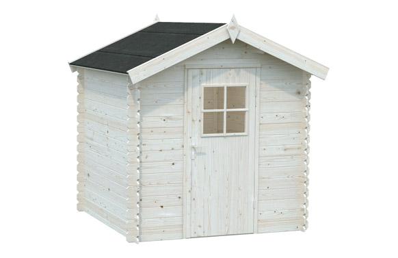 Caseta de madera pablo 190 x 160 x 218 cm