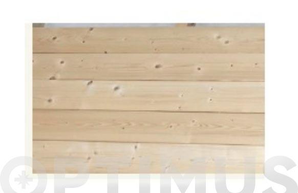 Suelo caseta madera 16 mm (caseta pablo 9701293)