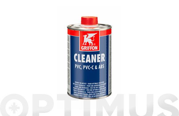 Limpiador pvc pvc-c abs 500ml