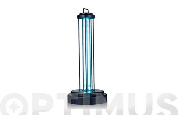 Luminaria desinfeccion uv handle sensor 38w 50 m.