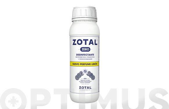 Desinfectante microbicida fungicida 500 ml aroma limon