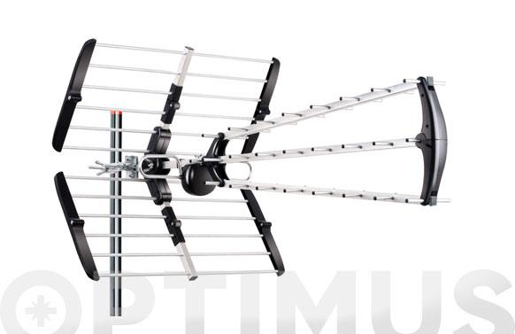 Antena extrior plegable filtro 5g 38 elementos