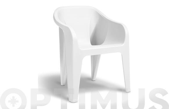 Sillon resina almeria blanco