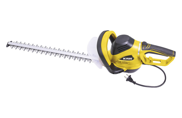 Cortasetos electrico 750 w, espada: 610 mm. ø de corte 24 mm. empuñadura giratoria