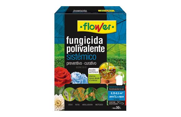 Fungicida polivalente sistemico 10 ml
