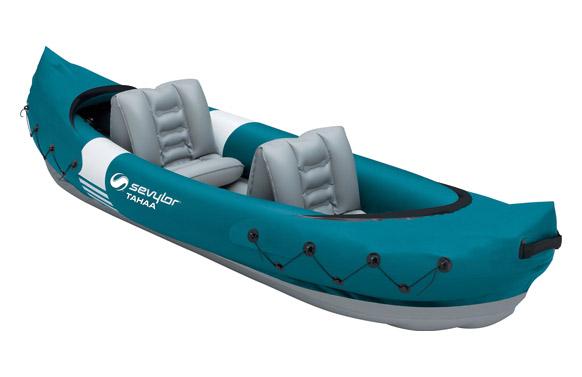 Kayak sevylor tahaa kit 2 personas