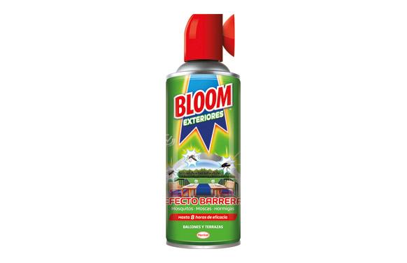 Bloom insecticida exteriores  moscas, mosquitos, hormigas