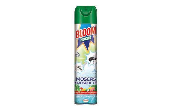 Bloom hogar moscas y mosquitos 600 ml