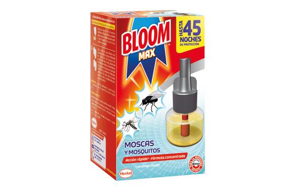 Recambio electrico bloom moscas  y mosquitos
