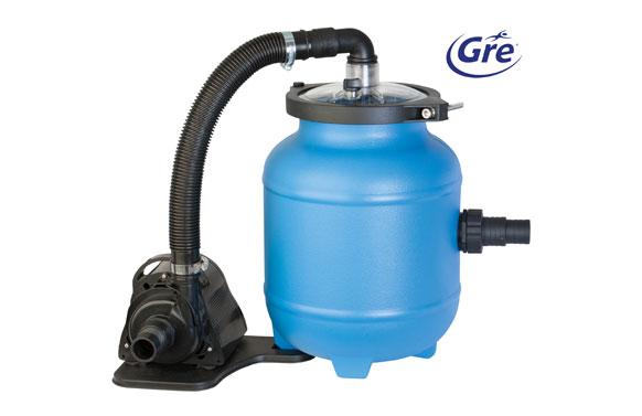 Depuradora filtro aqualon