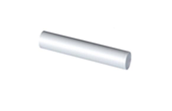 Tubo boquilla aluminio 20 cm para aspirador cenizas 9688021