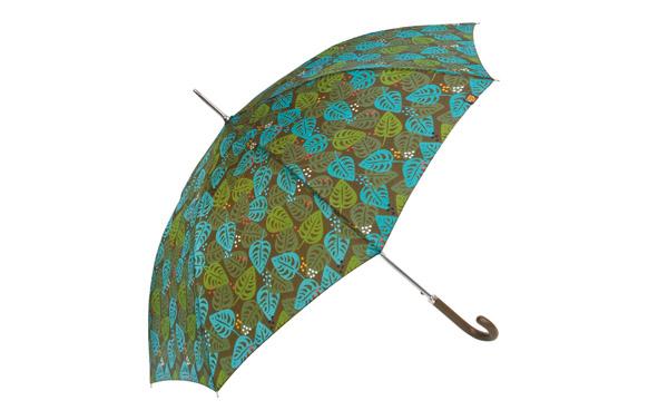 Paraguas largo señora automatico estampado surtido