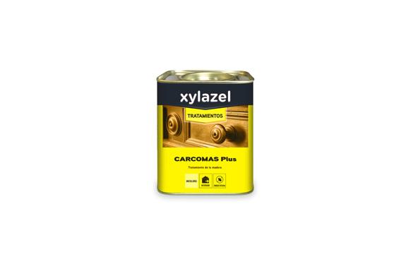 Protector madera carcomas plus 2,5 l